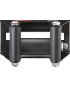 Quad Bike Large Roller Winch Fairlead With Plastic Rollers Snow Plough Lift