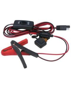 12V Sprayer On/Off Wiring Harness With Croc Clips