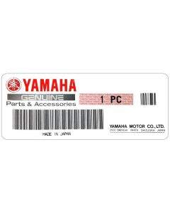 9017936003 AXLE NUT NEW STYLE SILVER FOR 5+5 AXLES STOCK THIS Yamaha Genuine Part