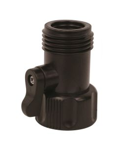 Fimco Sprayer Bypass Or Suction On/Off Tap With One Inch Male & Female Threads 5143188
