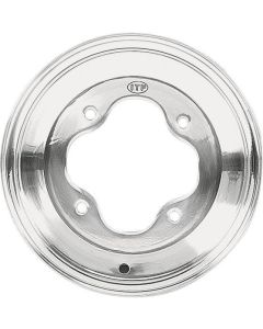ITP A6 Pro Series Wheel Quad ATV Polished Silver 8 Or 10 Inch