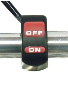 Kill Switch On / Off Button - Quad ATV Motorcycle #3