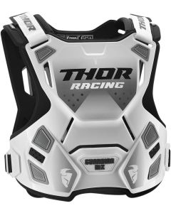 Thor MX Youth Guardian Deflector White - Black