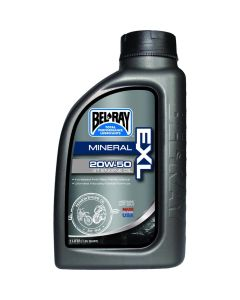 BELRAY EXL Mineral 4T Engine Oil 20W-50 1 Litre