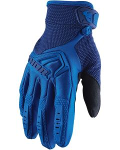 Thor MX Youth Spectrum S20 Gloves Blue