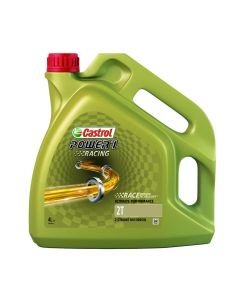 CASTROL Power 1 2T Synthetic Racing Engine Oil 4 Litre