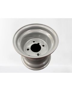 Quad Trailer Wheel 4 inch PCD With Grease Cutout