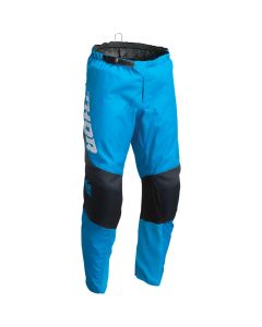 Thor MX Youth Sector Chev Pants Blue - Black 2022 Model