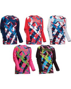 Moose Racing Jersey Kids Youth Agroid Various Styles XS - XL