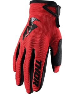 Thor MX Youth Sector S20 Gloves Red
