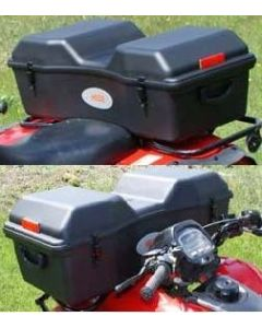 ATV Quad Universal Front or Rear Cargo Box Luggage Trunk