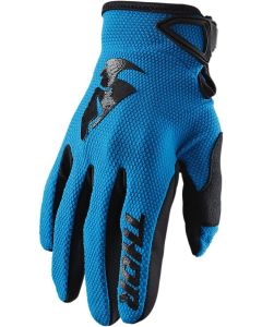 Thor MX Youth Sector S20 Gloves Blue