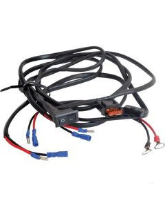 Replacement Quad Spreader Wiring Harness & Switch