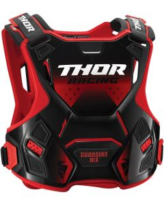 Thor MX Youth Guardian Deflector Red - Black