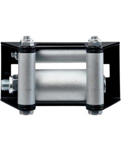 Quad Bike Large Roller Winch Fairlead With Steel Rollers Snow Plough Lift